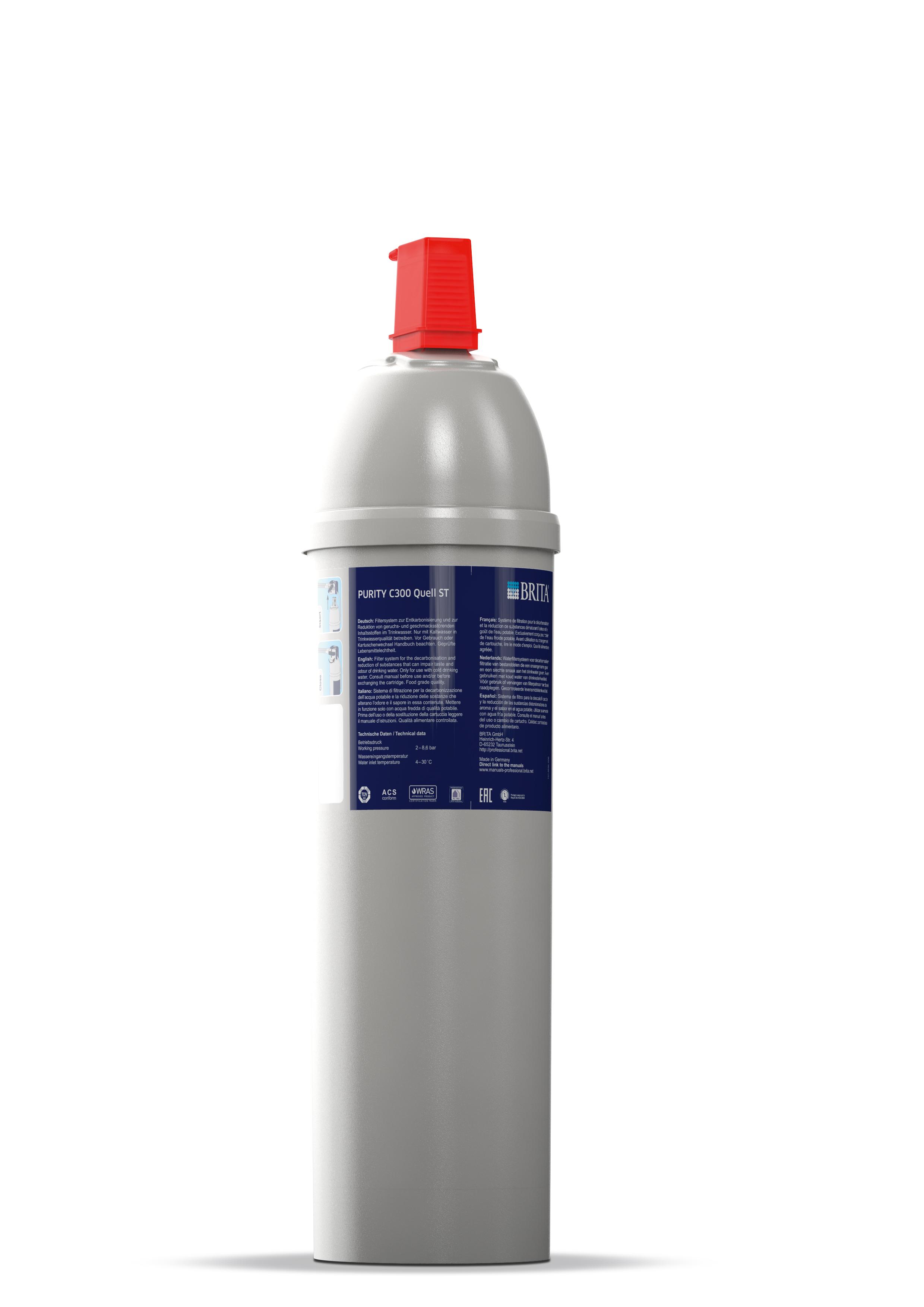 Brita  Wasserfilter Purity Quell ST C300