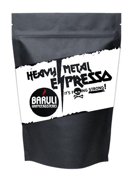 Baruli Heavy Metal Espresso 250 g