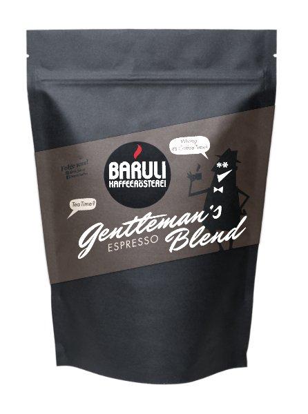 Baruli Gentleman's Blend Espresso 250 g