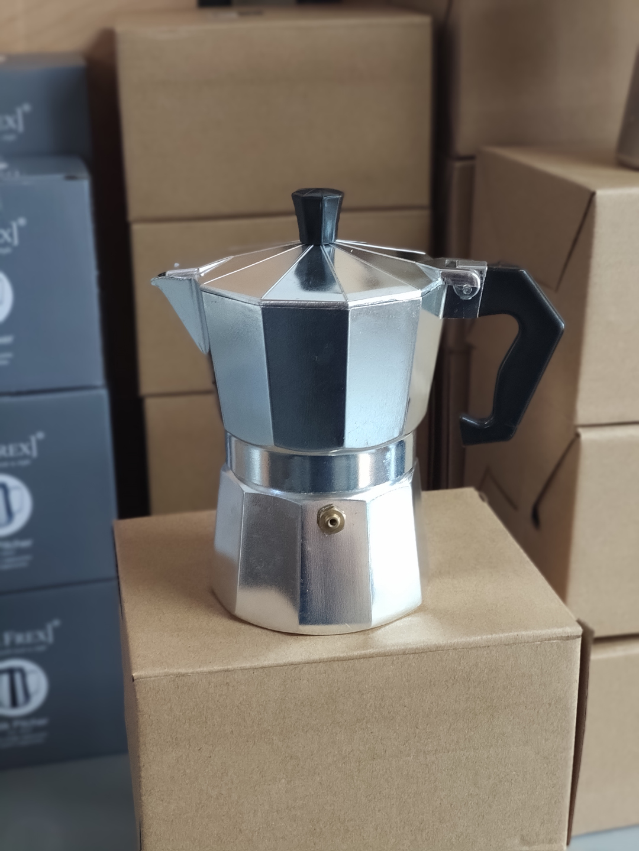 Espressokocher 1-3 Tassen