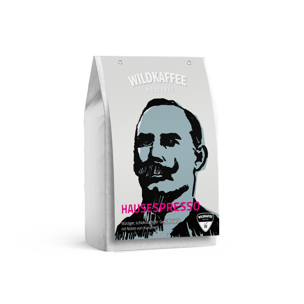 Wildkaffee Hausespresso 250 g