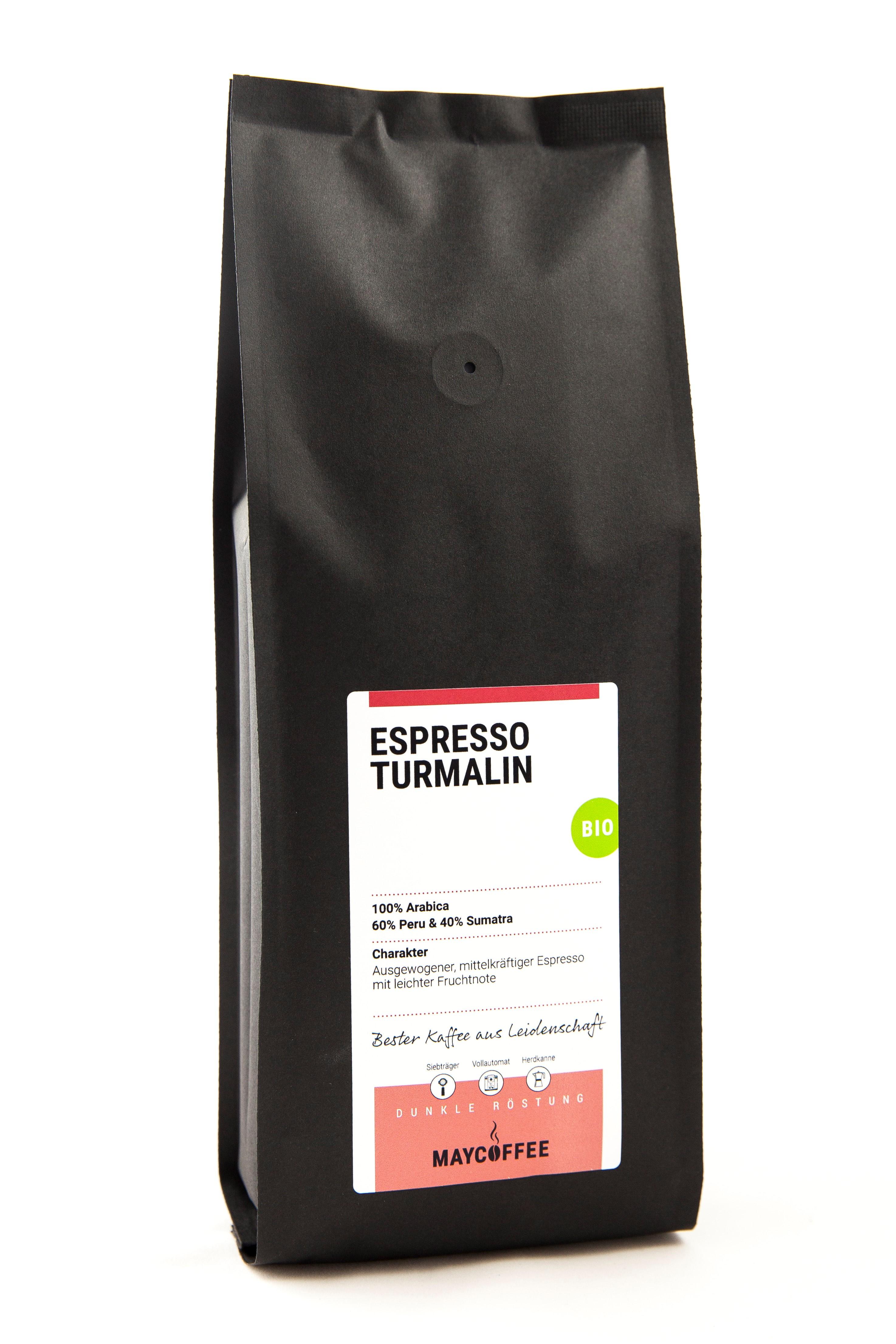 MAYCOFFEE Espresso Turmalin