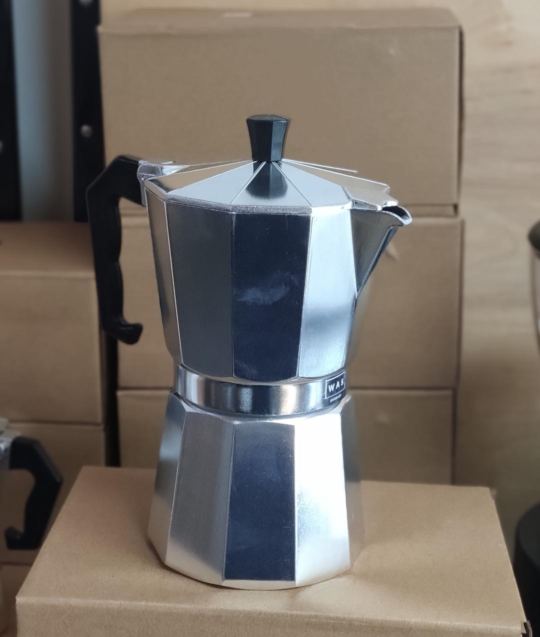 Espressokocher 6 Tassen