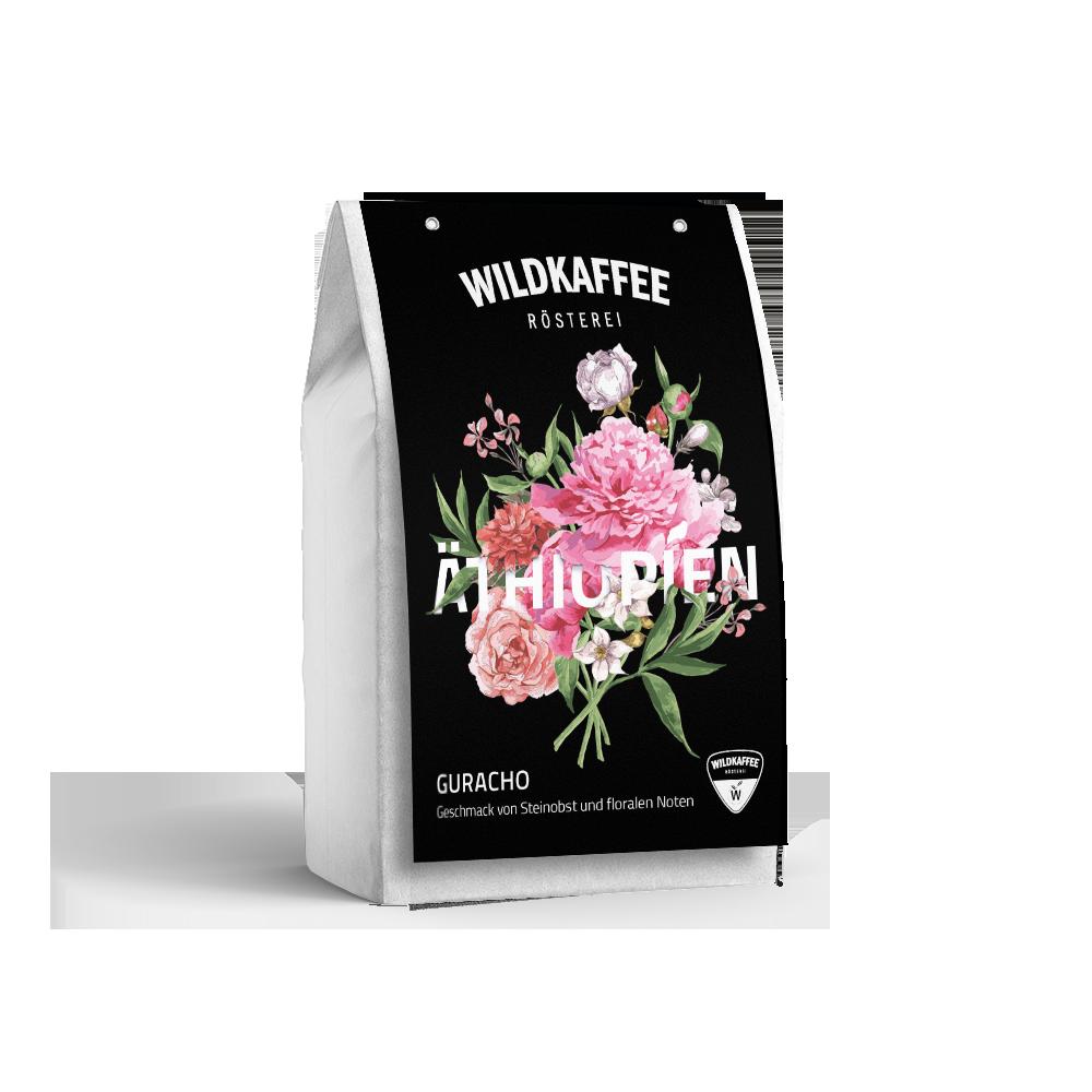 Wildkaffee Äthiopien Guracho 250 g