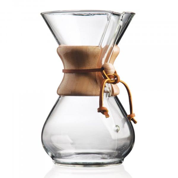 Chemex-Kaffeekaraffe 6 Tassen