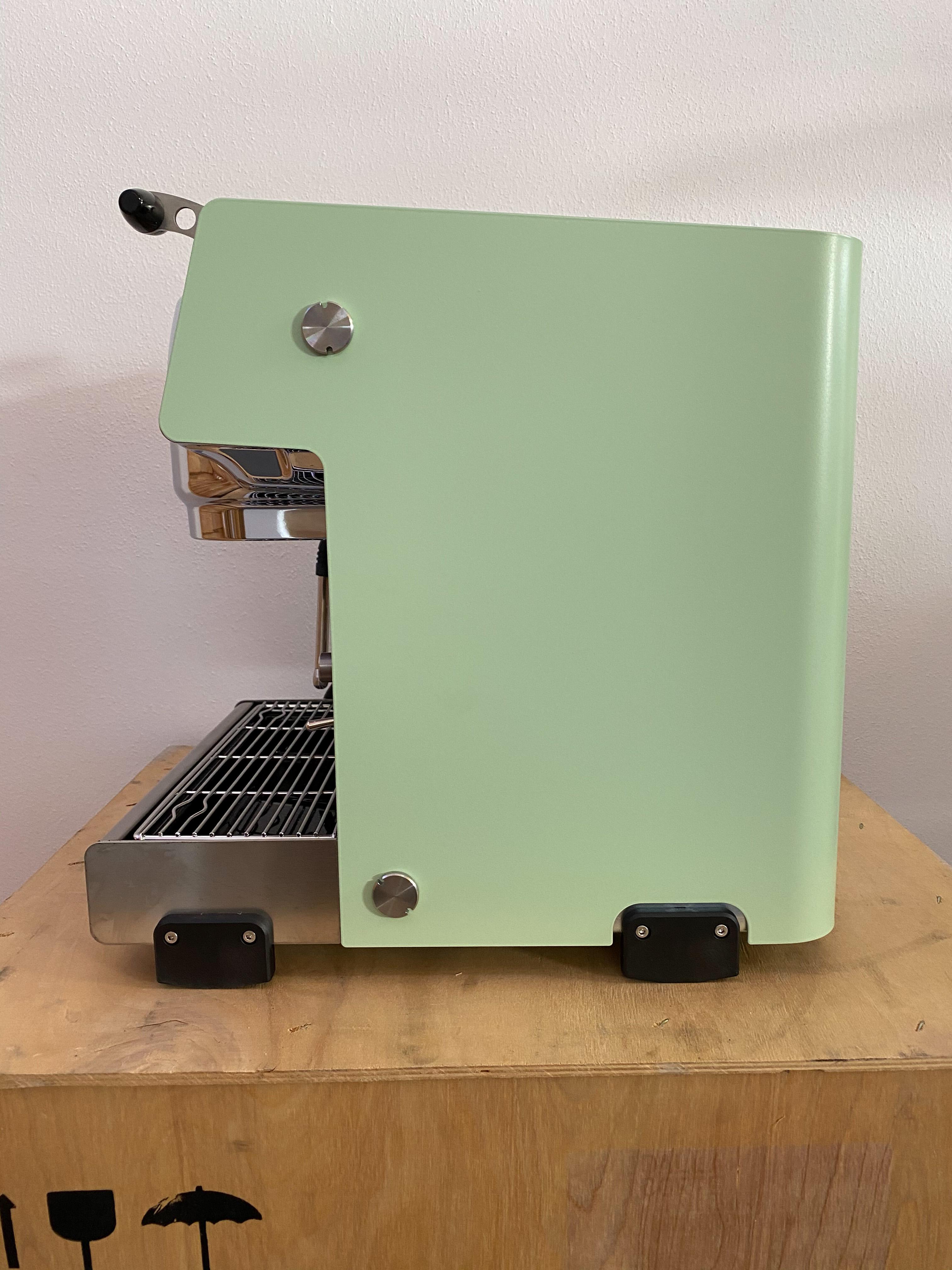 Dalla Corte Studio mint green SONDERPREIS Modell 2019, Software 2020 Ausstellungsstück