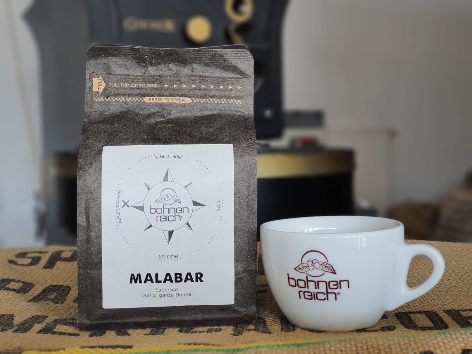 Bohnenreich Malabar Espresso 250 g