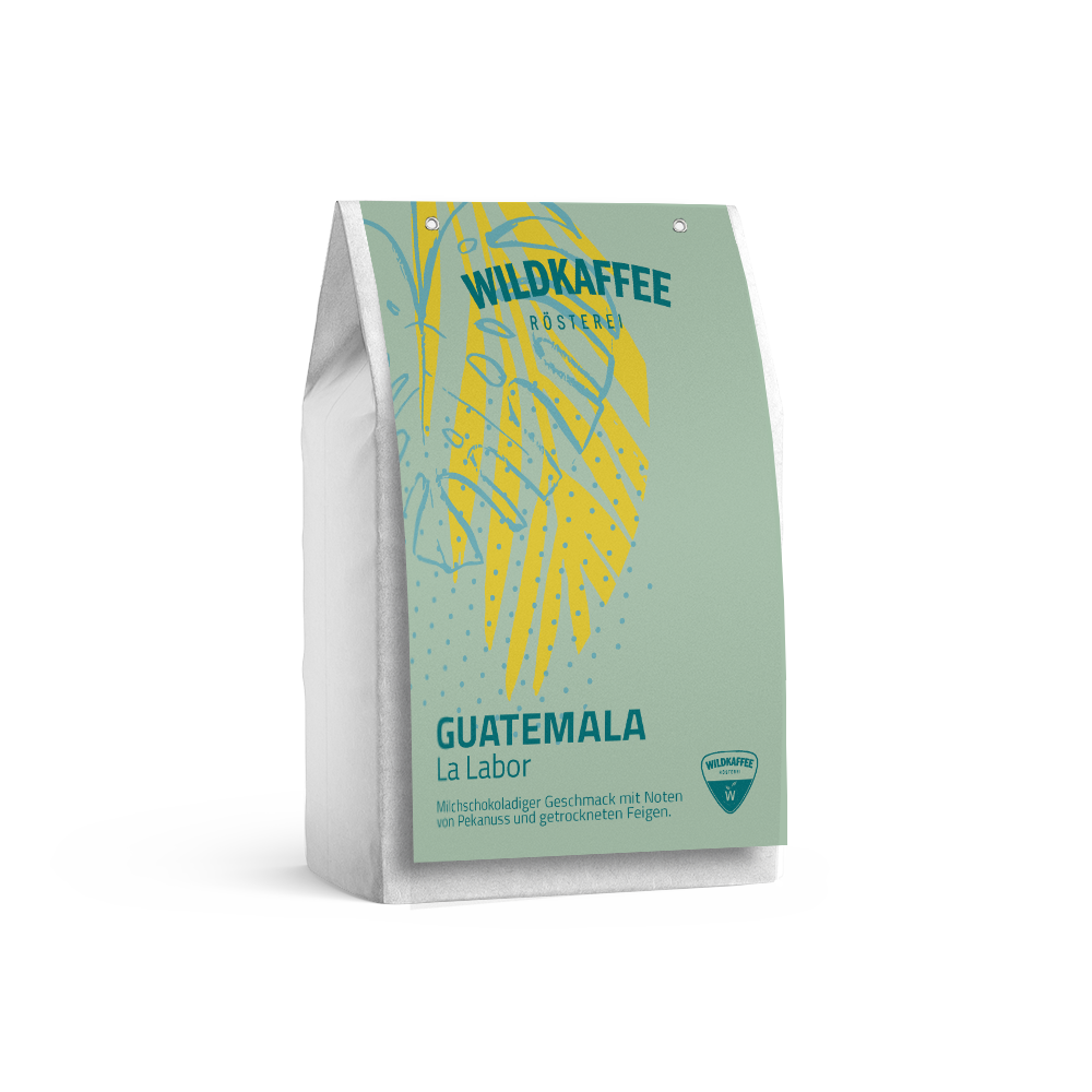 Wildkaffee Guatemala La Labor 250 g