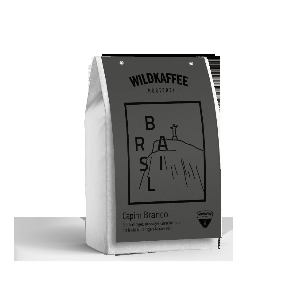 Wildkaffee Brasil Capim Branco 250 g