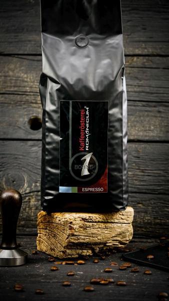 Romanicum Bohne 1 Espresso