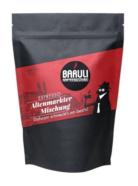Baruli Altenmarkter Espresso 250 g