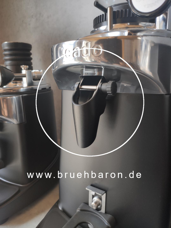 Kaffeeauswurf, Nase, Ceado - plastic shuffle snoot