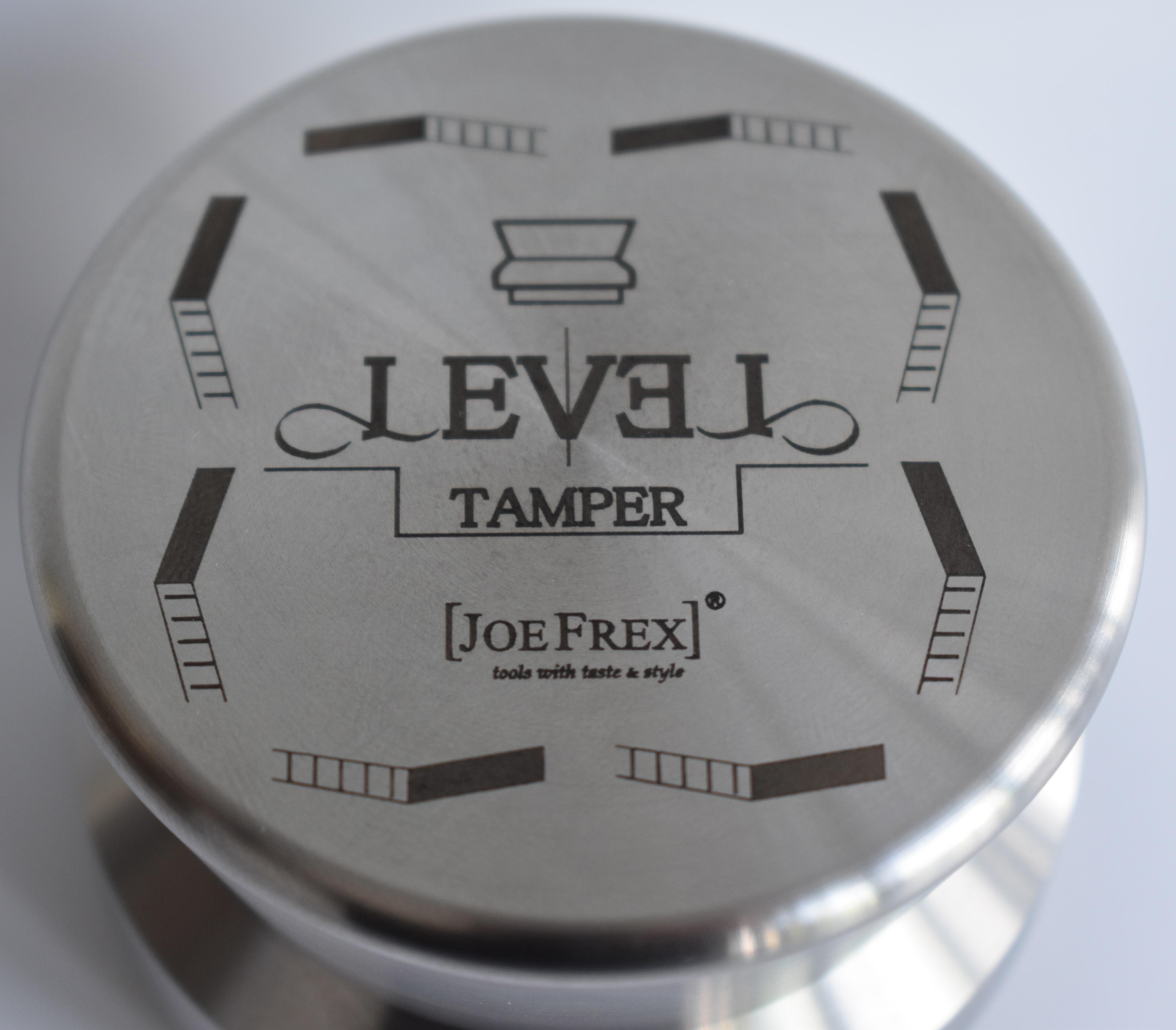 Joe Frex Level Tamper 100% Edelstahl
